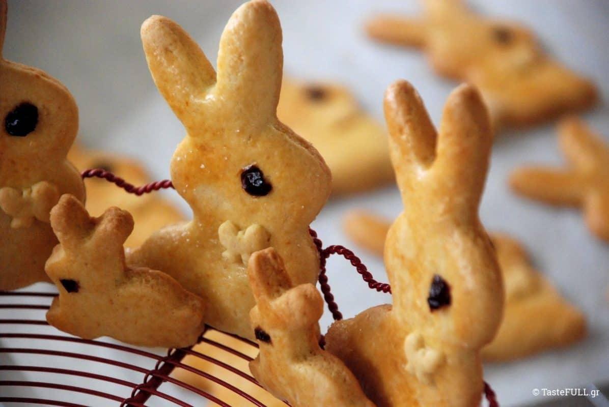 Πασχαλινά κουλουράκια και μπισκότα | TasteFULL.gr